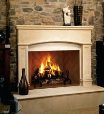 Make Sure There Is A Working Damper Or Gl Door On The Fireplace
